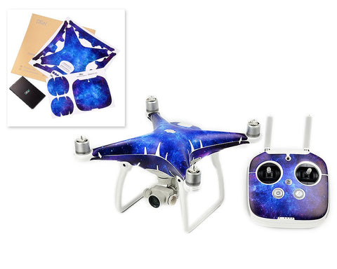 DJI Phantom 4 Decoration Decal Upgrade UV Printing Sticker - F