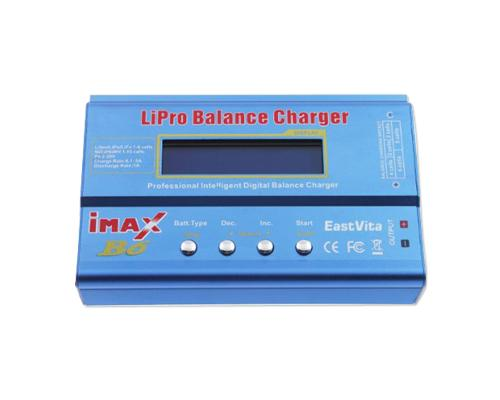 Imax B6 LiPro Balance Charger for Li-ion NiMh Pb Battery +T Plug Cable