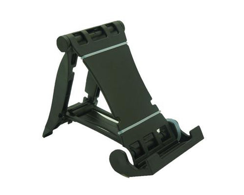Universal Portable Folding Mobile Phone Stand Holder - Black