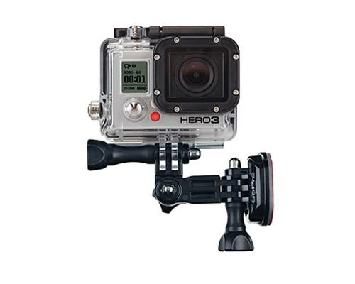 GoPro Side Mount for Hero 1 Hero 2 Hero 3 Hero 3+ Hero 4 Camera