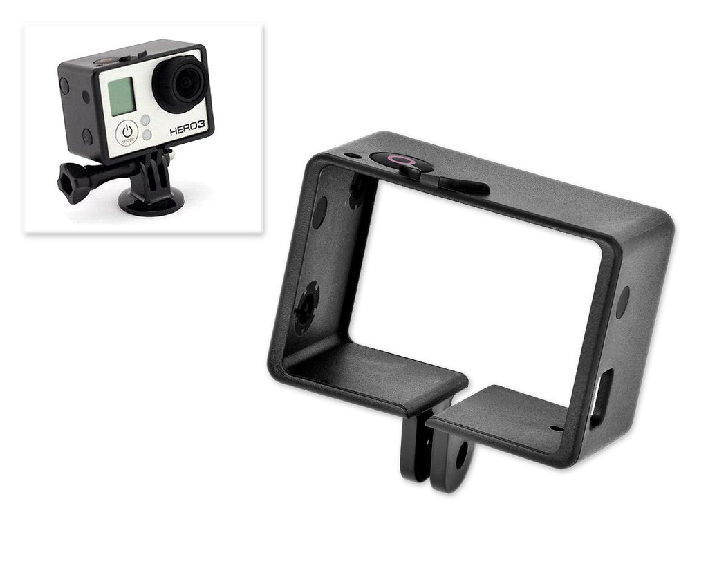 GoPro BacPac Extension Edition Frame for Hero 3/ 3+/ 4 Cameras -Black