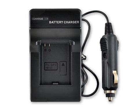 GoPro Battery Charger Kit for Hero 1/2/3/3+ Cameras AHDBT-301 Battery