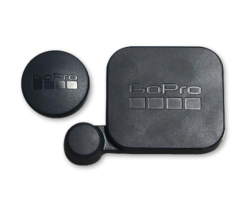 GoPro Lens Protective Caps for Hero 3 Black Edition Camera - Black