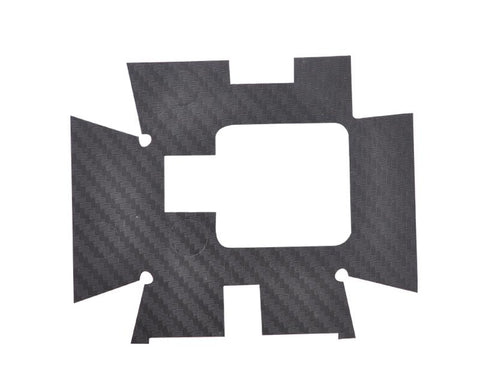 GoPro Carbon Design Skin Sticker for Hero 3 Camera Housing - Black