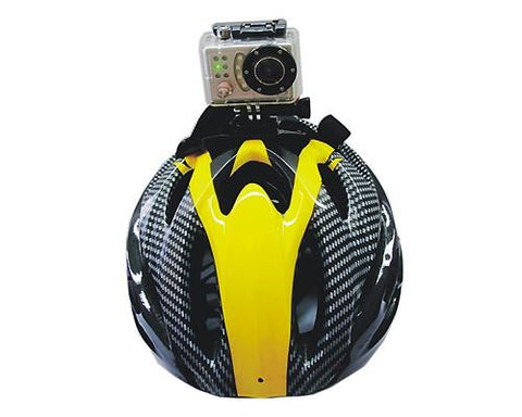 GoPro Vented Helmet Strap Mount for All Hero Cameras
