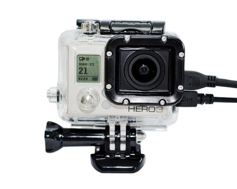 GoPro Skeleton Housing for Hero 3 Cameras