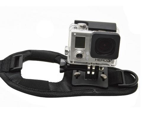 GoPro Glove-Style Wrist Strap Hand Mount w/ Screw for Hero Cameras