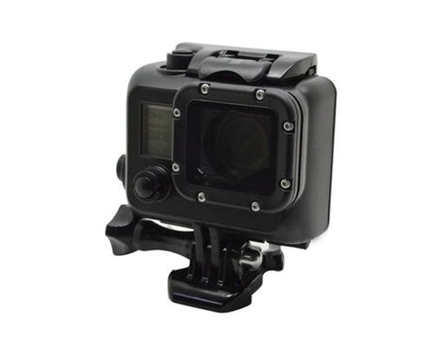 GoPro 131' Black Waterproof Housing for Hero 3 / 3+ / 4 Camera