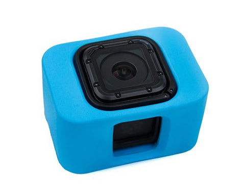 Gopro Floaty Case Protective Cover for Hero 4 Session Camera - Blue