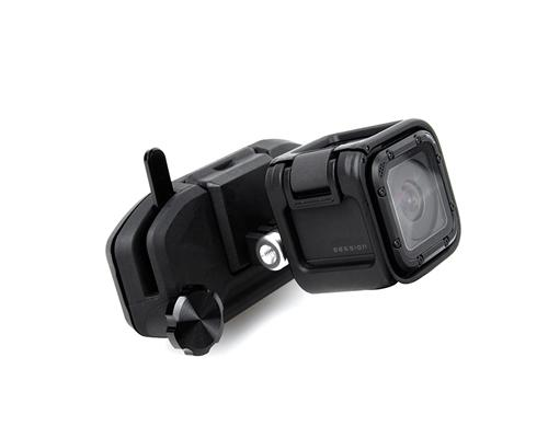 GoPro Strap Mount Waist Buckle Hanging Quickdraw for Hero Camera-Black