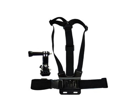 GoPro Adjustable Chest Mount Harness for Hero Camera