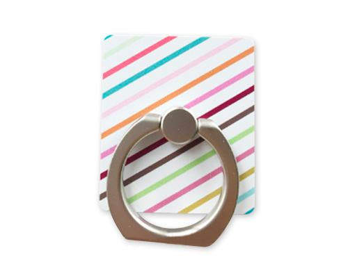 iRing Universal Bunker Ring Grip Holder Cell Phone Stand - Colorful