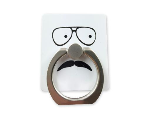 iRing Universal Bunker Ring Grip Holder Cell Phone Stand - Glasses