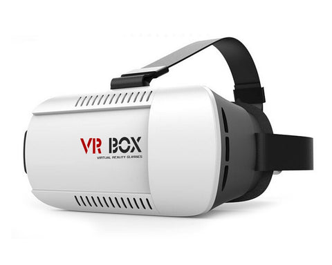 VR Box Headset 3D Glasses for 4.7'' ~ 6.0'' Smart Phone