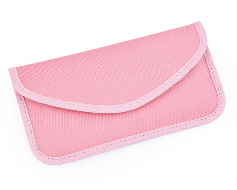 Protective Anti-Radiation/Signal Blocking Case for Smartphones - Pink