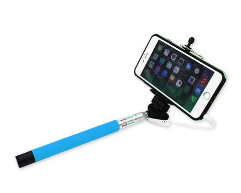 Selfie Stick with Jack Plug Cable
