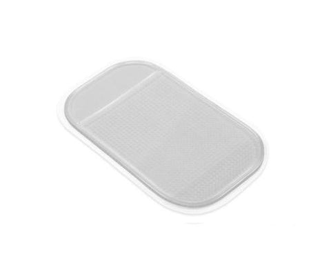 Non-slip Car Dashboard Sticky Pad for Mobile Phone and GPS-Transparent