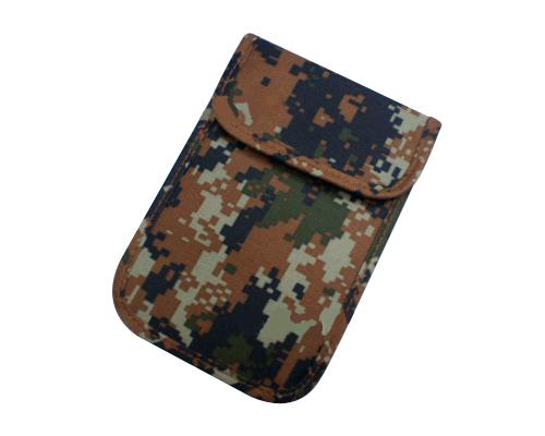 Army Camouflage Anti-Radiation/Signal Blocking Case for Smartphone - B
