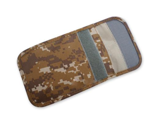 Army Camouflage Anti-Radiation/Signal Blocking Case for Smartphone - C
