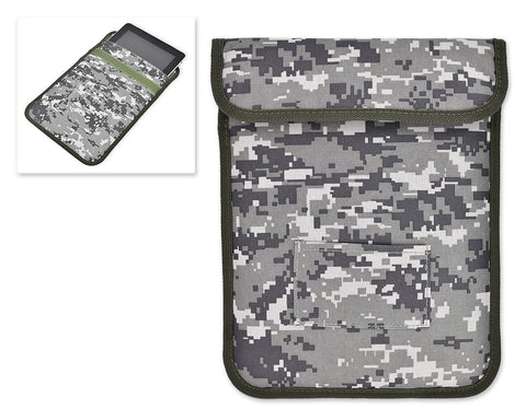 Army Camo Anti-Radiation/Signal Blocking Case for iPad and Tablets