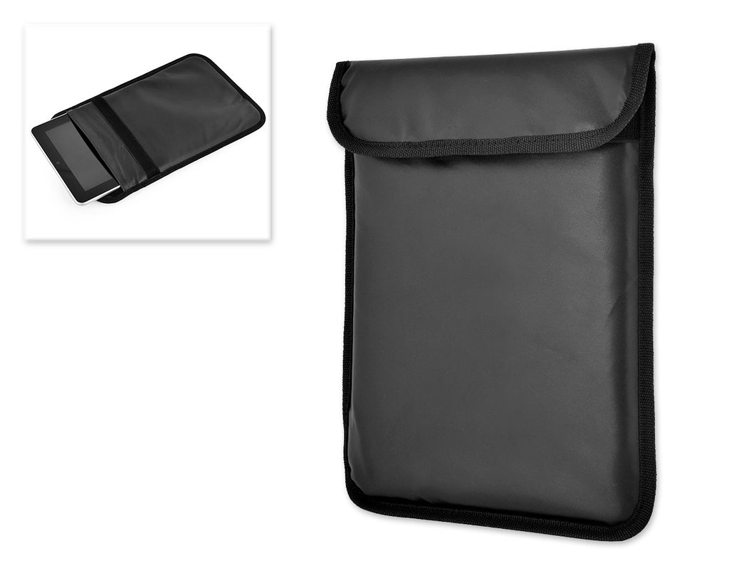 Signal Blocking Leather Case for iPad and Tablets