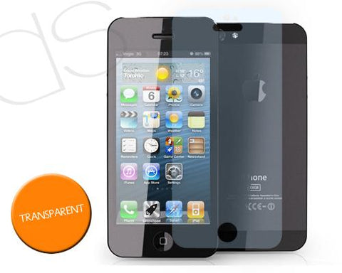 iPhone 5 and 5S Screen Protector - Transparent