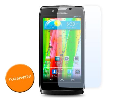 Motorola MT887 Screen Protector - Transparent