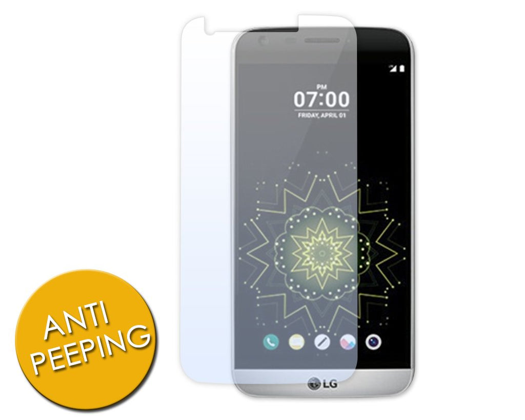 LG G5 Privacy Screen Protector - Anti-Spy and Peeping