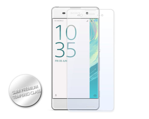Sony Xperia XA Premium Tempered Glass Screen Protector