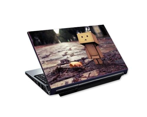 Laptop Colorful Vinyl Skin Sticker - Defoliation