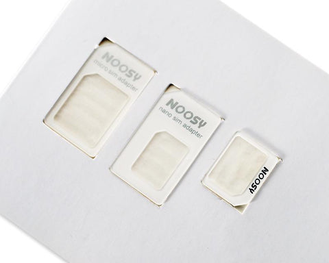 iPhone 6/iPhone 6 Plus 3 in 1 SIM card adapter kit(Nano/Micro/Standard