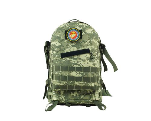 40L Camping Army Backpack - Camo