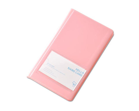 Candy Color Photo Album for Fujifilm Instax Mini Films - Pink