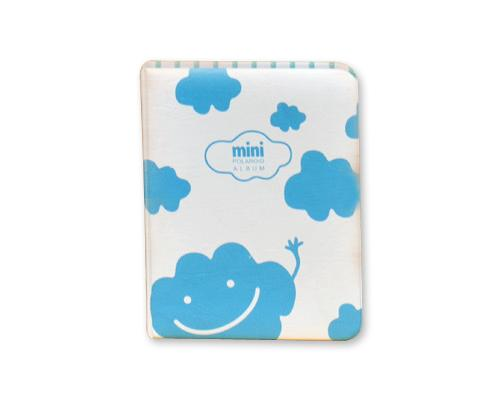 Fuji Mini Book Photo Album for Fujifilm Instax Mini Films - Blue Cloud