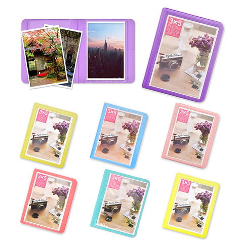 Colorful Photo Album for Fujifilm Instax Wide Films