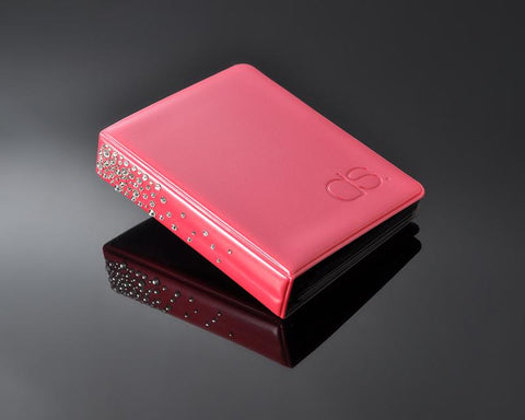 Swarovski Crystal Photo Album for Fujifilm Instax Mini Films - Magenta