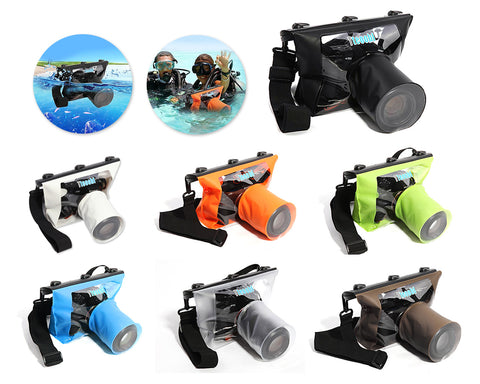 DSLR SLR Waterproof Camera Case