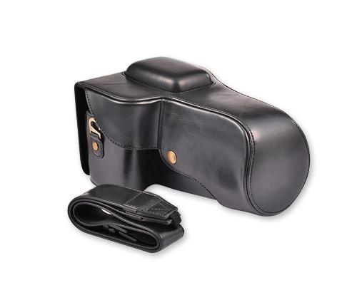Retro Canon EOS 760D Camera Leather Case
