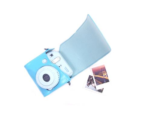 Retro Leather Case for Fujifilm Instax Mini 8
