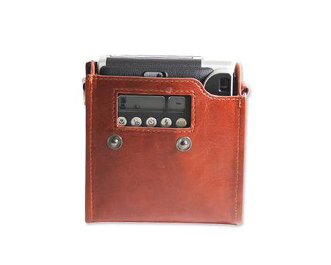 Retro Leather Camera Case for Fujifilm Instax Mini 90