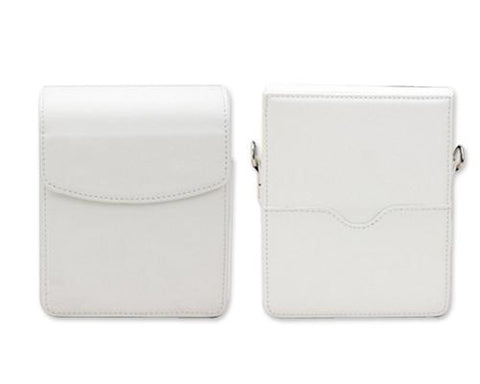 Retro Fujifilm Instax Share SP-1 Printer Leather Case - White