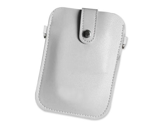 Retro Casio EX-TR Camera Pouch Case - White