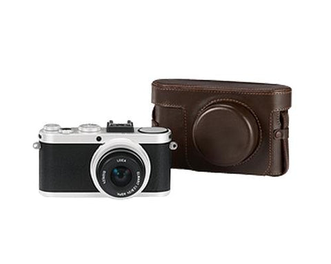 Retro Leica X2 Digital Camera Genuine Leather Case