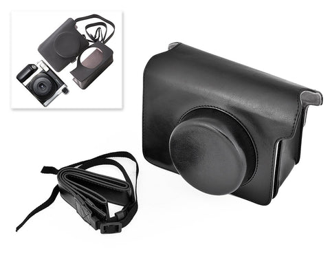 Retro Leather Camera Case for Fujifilm Instax WIDE 300