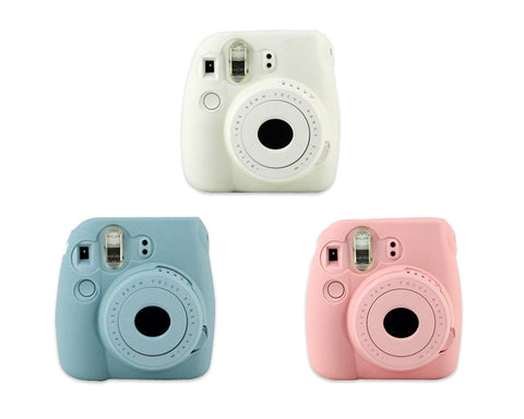 Jelly Silicone Case for Fujifilm Instax Mini 8