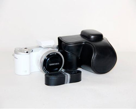 Retro Samsung Smart Camera NX500 Leather Case