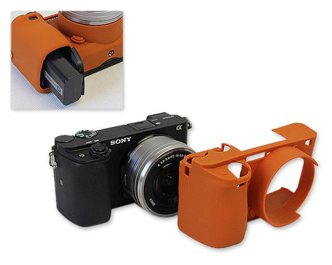 Silicone Case for Sony A6300