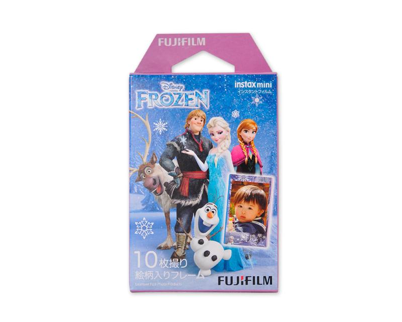 Fujifilm Instax Mini Films for Fuji Instant Camera - Frozen, 10 Sheets