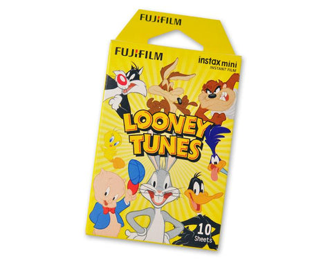 Fujifilm Instax Mini Film Looney Tunes for Fuji Instant Mini Camera