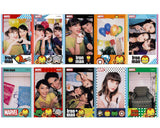 Fujifilm Film Instax Mini Camera - MARVEL Kawaii Art Collection